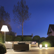 Kabaz floor led studio modular baladeuse d exterieur outdoor portable lamp  modular 11130832  design signed 34793 thumb
