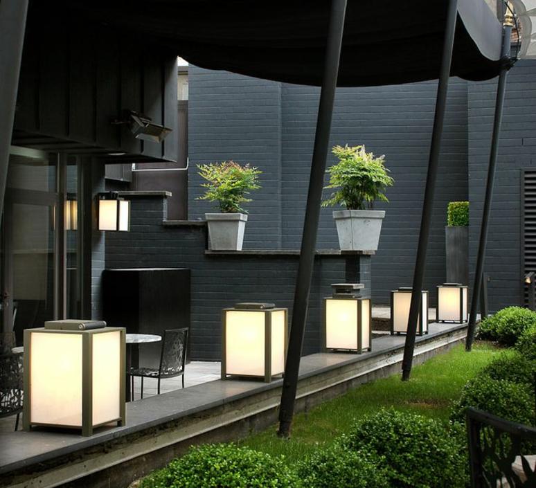 Kabaz floor led studio modular baladeuse d exterieur outdoor portable lamp  modular 11130822  design signed 34799 product