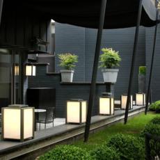 Kabaz floor led studio modular baladeuse d exterieur outdoor portable lamp  modular 11130822  design signed 34799 thumb