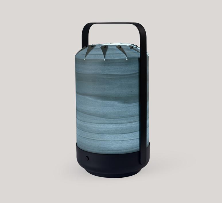 Mini chou yonoh creative studio baladeuse d exterieur outdoor portable lamp  lzf chou mpa 34  design signed nedgis 71195 product