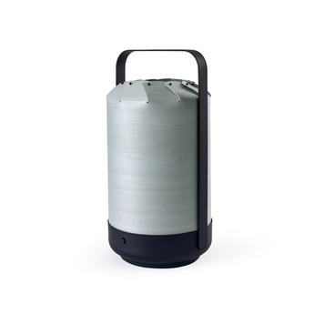 Baladeuse d exterieur mini chou bleu led 4000k lm o13 5cm h26cm lzf normal