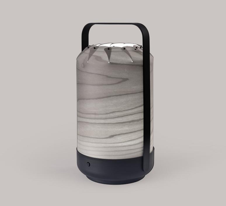 Mini chou yonoh creative studio baladeuse d exterieur outdoor portable lamp  lzf chou mpa 29  design signed nedgis 71201 product