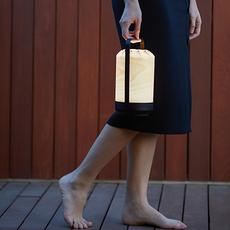 Mini chou yonoh creative studio baladeuse d exterieur outdoor portable lamp  lzf chou mpa 20  design signed nedgis 71183 thumb
