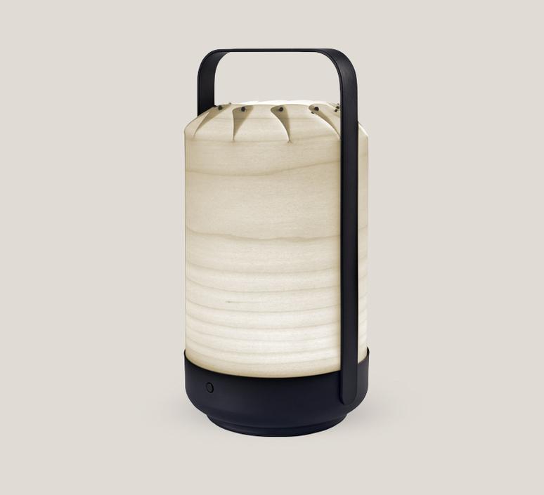 Mini chou yonoh creative studio baladeuse d exterieur outdoor portable lamp  lzf chou mpa 20  design signed nedgis 71185 product