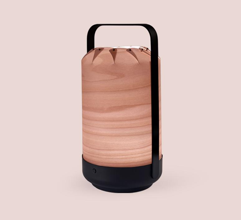 Mini chou yonoh creative studio baladeuse d exterieur outdoor portable lamp  lzf chou mpa 33  design signed nedgis 71205 product