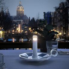 Miss nightingale annet van egmond baladeuse d exterieur outdoor portable lamp  contardi miss nightingale white  design signed nedgis 104025 thumb