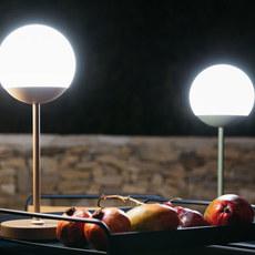 Moon tristan lohner baladeuse d exterieur outdoor portable lamp  fermob 5301 vert  design signed 44964 thumb