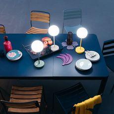 Moon tristan lohner baladeuse d exterieur outdoor portable lamp  fermob 5301 vert  design signed 55794 thumb