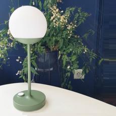 Moon tristan lohner baladeuse d exterieur outdoor portable lamp  fermob 5301 vert  design signed 55800 thumb