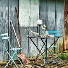 Moon tristan lohner baladeuse d exterieur outdoor portable lamp  fermob 5301 vert  design signed 55805 thumb
