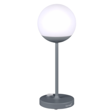 Moon tristan lohner baladeuse d exterieur outdoor portable lamp  fermob 5301 gris  design signed 44976 thumb