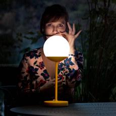 Moon tristan lohner baladeuse d exterieur outdoor portable lamp  fermob 5301 jaune  design signed 44968 thumb