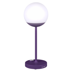 Moon tristan lohner baladeuse d exterieur outdoor portable lamp  fermob 5301 violet  design signed 44974 thumb