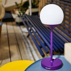 Moon tristan lohner baladeuse d exterieur outdoor portable lamp  fermob 5301 violet  design signed 55801 thumb