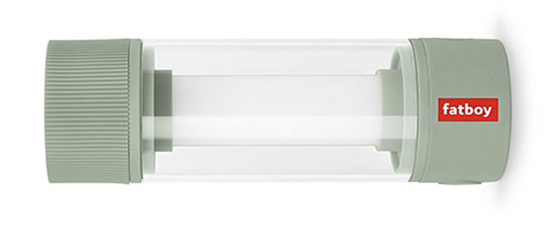Baladeuse d exterieur tjoepke vert ip44 led 2700k a 5000k 150lm o6cm h16 8cm fatboy normal