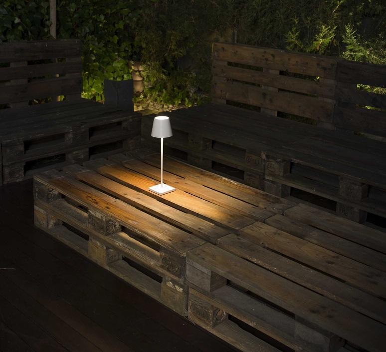 Toc estudi ribaudi baladeuse d exterieur outdoor portable lamp  faro 70775  design signed nedgis 106056 product