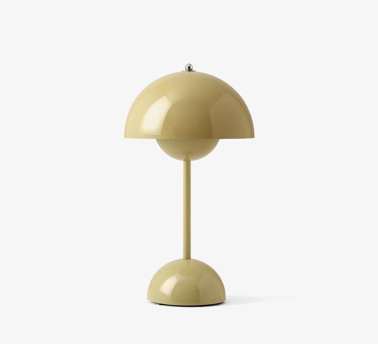 Flowerpot vp9 verner panton baladeuse portable lamp  andtradition 20758801  design signed nedgis 126502 product
