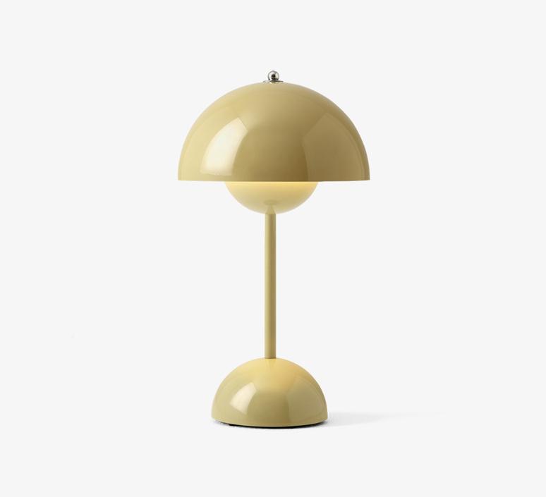 Flowerpot vp9 verner panton baladeuse portable lamp  andtradition 20758801  design signed nedgis 126503 product