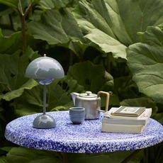 Flowerpot vp9 verner panton baladeuse portable lamp  andtradition 20755401  design signed nedgis 122836 thumb