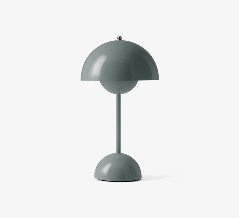 Flowerpot vp9 verner panton baladeuse portable lamp  andtradition 20755401  design signed nedgis 122837 product