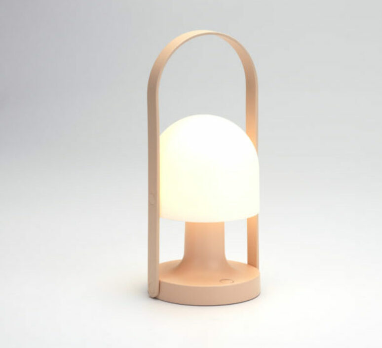 Follow me inma bermudez baladeuse portable lamp  marset a657 021  design signed nedgis 85008 product