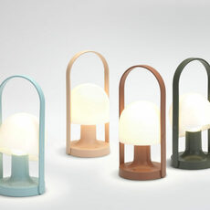 Follow me inma bermudez baladeuse portable lamp  marset a657 021  design signed nedgis 85009 thumb