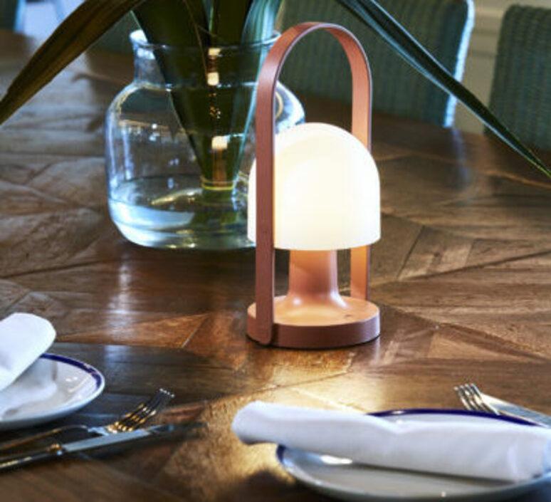 Follow me inma bermudez baladeuse portable lamp  marset a657 22  design signed nedgis 85013 product