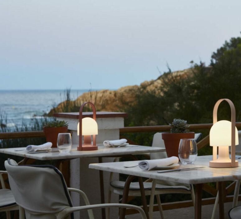 Follow me inma bermudez baladeuse portable lamp  marset a657 22  design signed nedgis 85014 product