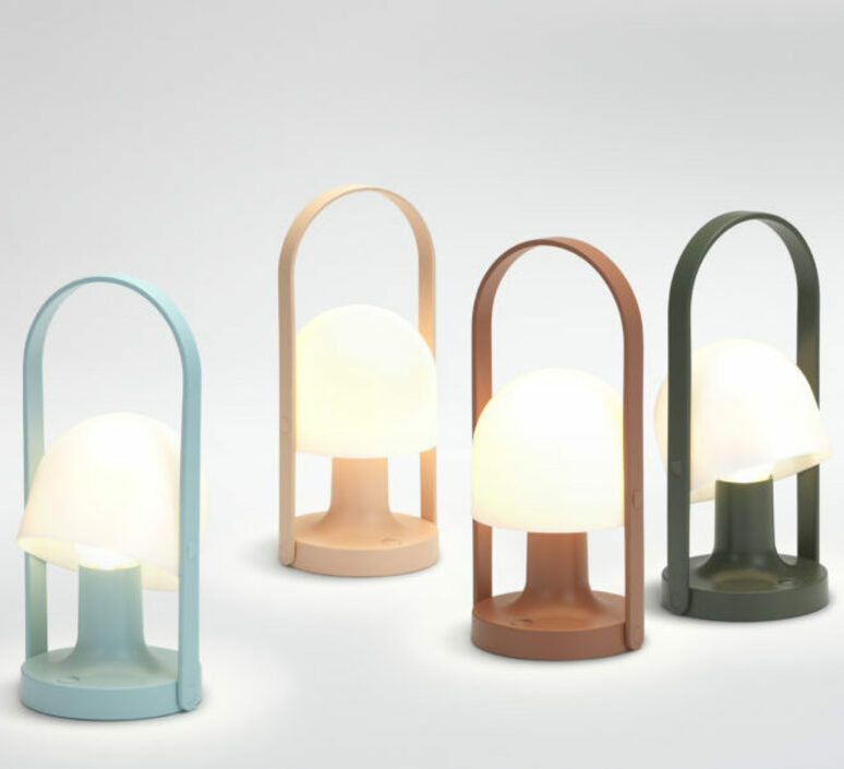 Follow me inma bermudez baladeuse portable lamp  marset a657 22  design signed nedgis 85016 product