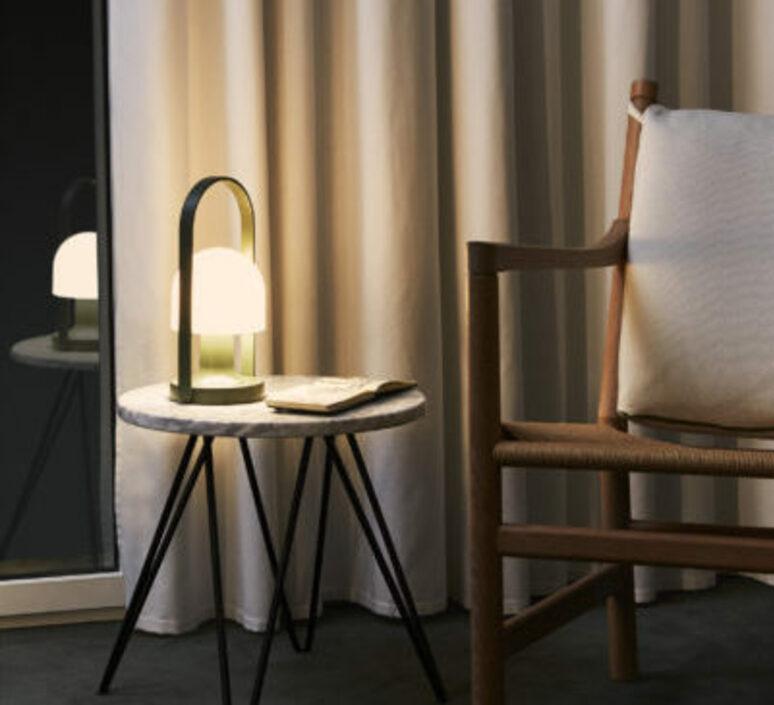 Follow me inma bermudez baladeuse portable lamp  marset a657 020  design signed nedgis 84999 product
