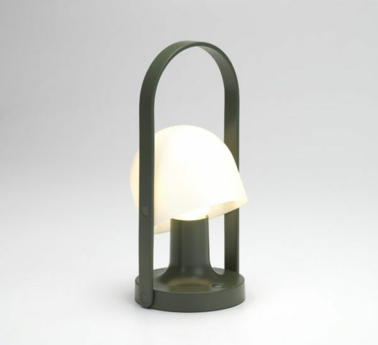 Follow me inma bermudez baladeuse portable lamp  marset a657 020  design signed nedgis 85001 product