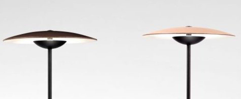 Baladeuse ginger 20 m wenge led o19 5cm h30cm marset normal