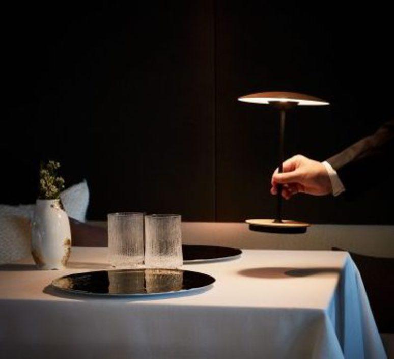 Ginger 20 m joan gaspar baladeuse portable lamp  marset a662 141  design signed 44388 product