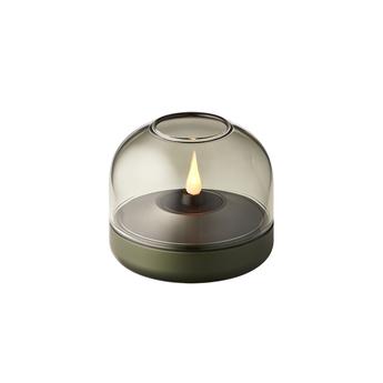 Baladeuse glow 08 vert led k lm o8 1cm h9 4cm koodoo normal