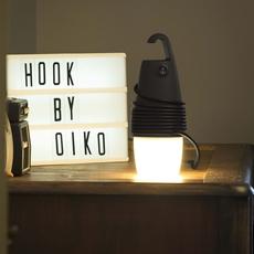 Hook oiko design office baladeuse portable lamp  faro 28369  design signed 33308 thumb