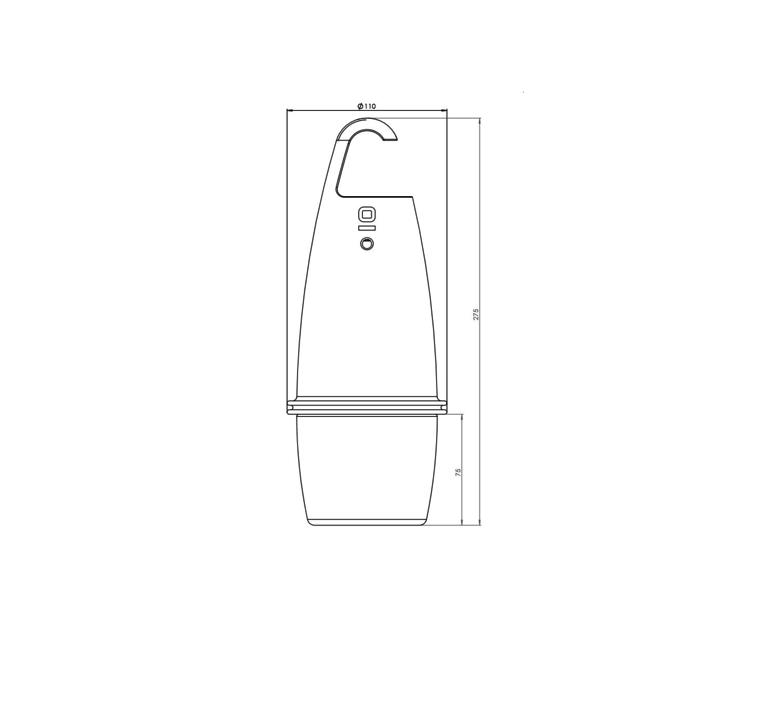 Hook oiko design office baladeuse portable lamp  faro 28369  design signed 33310 product