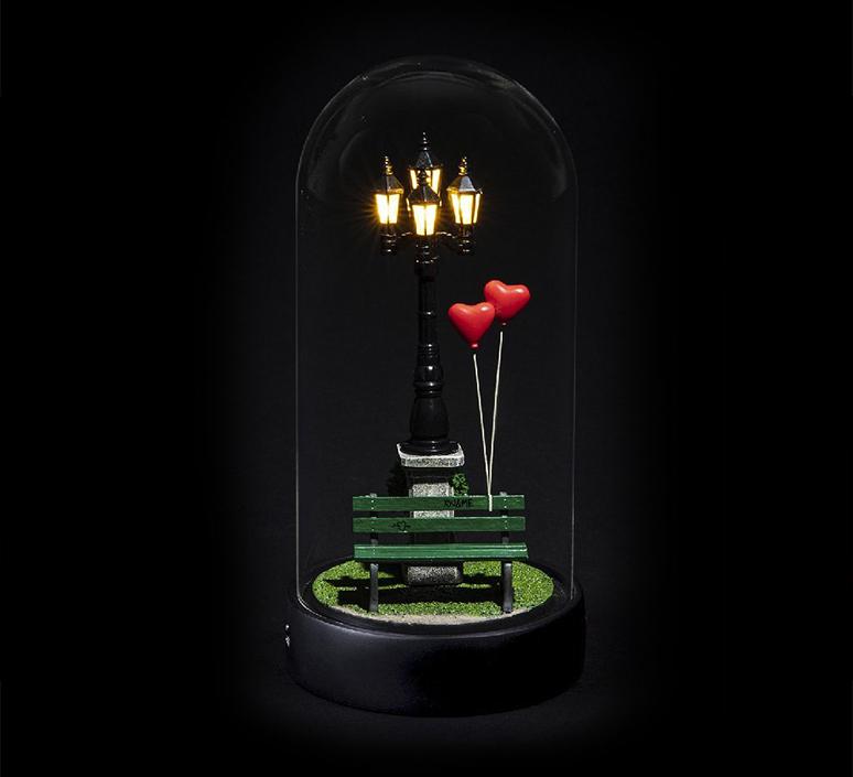 My little valentine marcantonio raimondi malerba baladeuse portable lamp  seletti 10469  design signed nedgis 97888 product