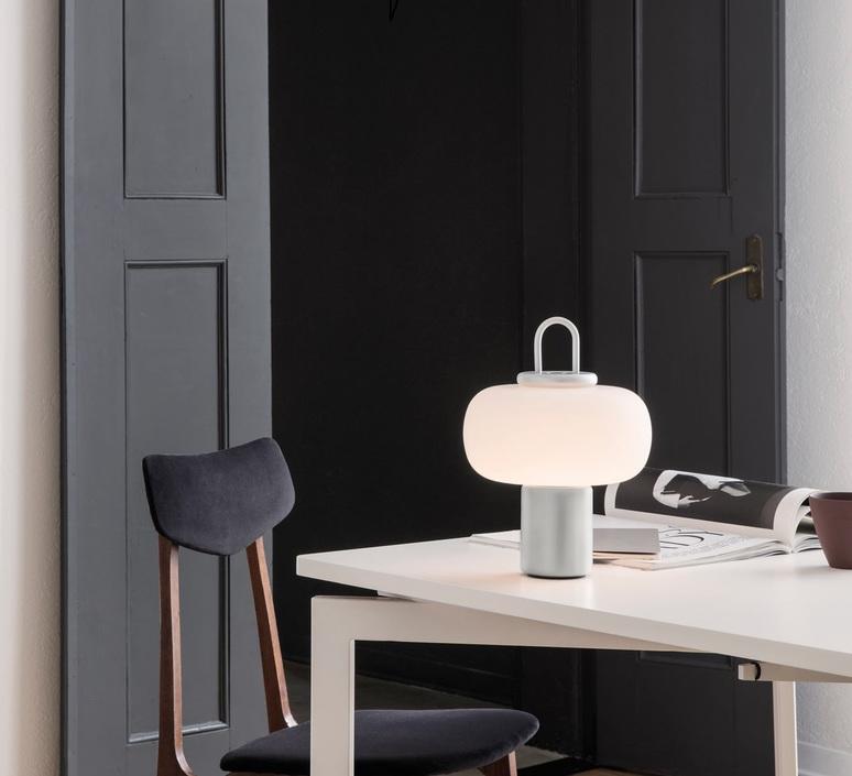 Nox alfredo haberli baladeuse portable lamp  astep a02 t12 000g a02 a01 000g  design signed nedgis 79194 product