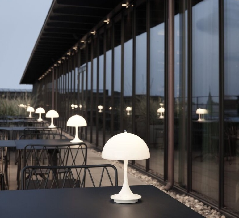 Panthella baladeuse verner panton baladeuse portable lamp  louis poulsen 5744166661  design signed nedgis 107300 product