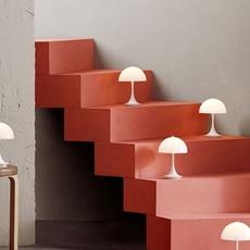 Panthella baladeuse verner panton baladeuse portable lamp  louis poulsen 5744166661  design signed nedgis 81905 thumb