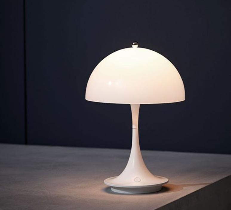 Panthella baladeuse verner panton baladeuse portable lamp  louis poulsen 5744166661  design signed nedgis 81907 product