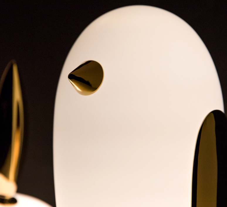 Pet light noot noot  baladeuse portable lamp  moooi molpet01   design signed 57374 product