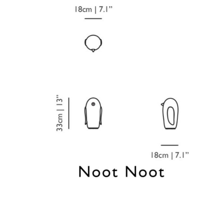 Pet light noot noot  baladeuse portable lamp  moooi molpet01   design signed 57378 product