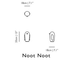 Pet light noot noot  baladeuse portable lamp  moooi molpet01   design signed 57378 thumb