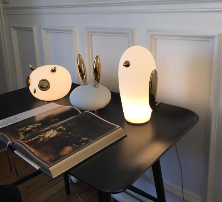 Pet light noot noot  baladeuse portable lamp  moooi molpet01   design signed 57390 product