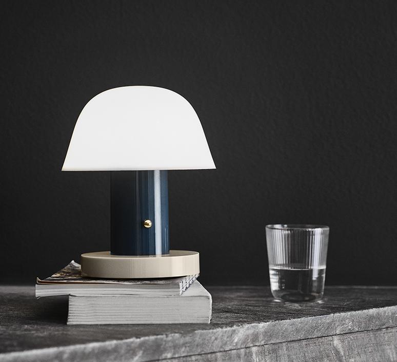 Setago jh27 jaime hayon baladeuse portable lamp  andtradition 83502701  design signed nedgis 75854 product