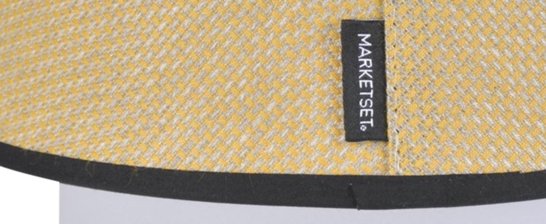 Baladeuse singapour miel ip44 led 2000 3000 6000 k 50 a 110lm o21 5cm h32 5cm market set normal