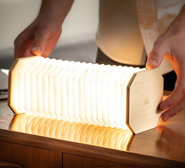 Smart accordion studio gingko baladeuse portable lamp  gingko g006me  design signed nedgis 96433 product