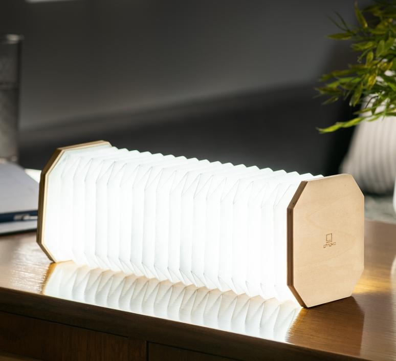 Smart accordion studio gingko baladeuse portable lamp  gingko g006me  design signed nedgis 96434 product