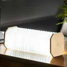 Smart accordion studio gingko baladeuse portable lamp  gingko g006me  design signed nedgis 96434 thumb